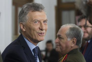 """""""Halluzinationen"""": Ex-Präsident Macri weist alle Vorwürfe zurück"""
