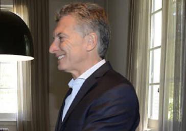 """Macri und seine Delegierte hätten mit der Aufnahme des Kredits """"die Gewinne von Spekulanten subventioniert"""""""
