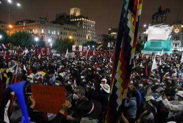 Am 19. sowie am 26. Juni kam es zu nationalen Protestmärschen in Lima