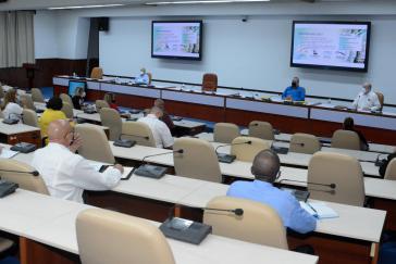 Beim Jahrestreffen des kubanischen Ministeriums für Auslandsinvestitionen (MINCEX) konnten positive Zahlen vermeldet werden