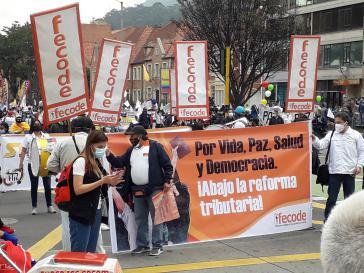 Die Gewerkschaft der Bildungsarbeiter:innen gehörte zu den Mitinitiatoren des Streiks
