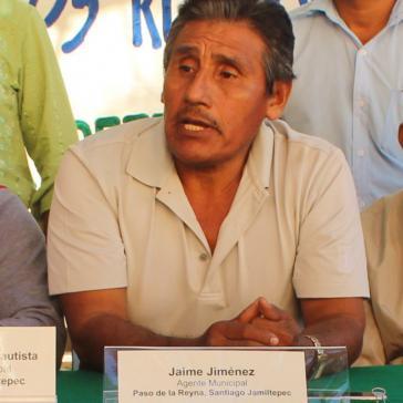Jaime Jiménez Ruiz war Gemeindetrat des Dorfes Paso de la Reyna und Mitglied der Bewegung zur Verteidigung des Río Verde