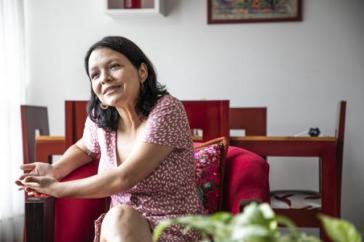 Perus neue Frauenministerin, Anahí Durand