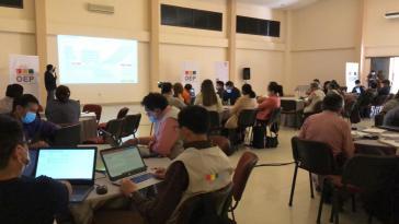 Die bolivianische Wahlbehörde TSE bereitet sich auf die zweiten großen Wahlen unter Corona-Bedingungen vor