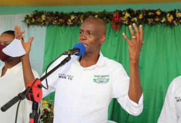 Am 7. Juli hat ein schwer bewaffnetes Kommando den Präsidenten von Haiti, Jovenel Moïse, in seiner Residenz getötet