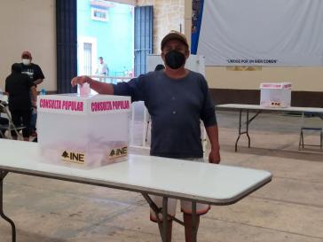In Mexiko wurde per Referendum über die Aufarbeitung von Staatsverbrechen abgestimmt