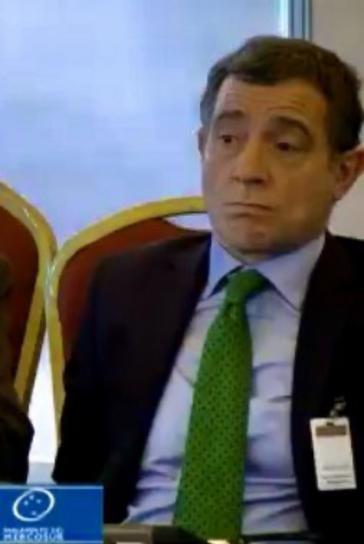 Macris Mann für's Grobe: Fabián Rodríguez Simón
