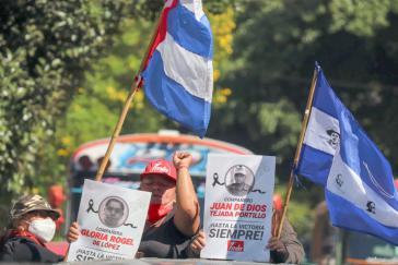Der Tod von zwei FMLN-Mitgliedern und die Strategie der Polarisierung von Präsident Bukele