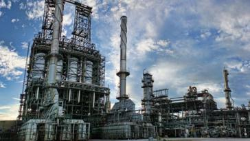 Petropiar ist eins der Joint Ventures von PDVSA und Chevron. Dort wird Rohöl veredelt