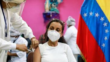 Seit Mitte Februar läuft in Venezuela die Impfkampagne gegen Covid-19