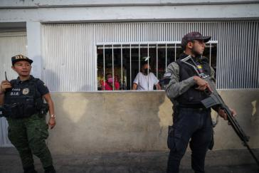 An der Operation war auch die 2016 gegründete Spezialeinheit FAES (Fuerzas de Acciones Especiales) beteiligt