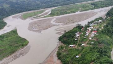 16 Menschen wurden in der Ortschaft San Miguel del Ene (Vraem) getötet
