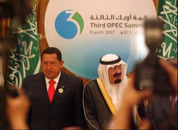 Dritter OPEC-Gipfel in Saudi-Arabien beendet