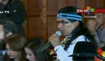 Correa geht auf Indigene zu