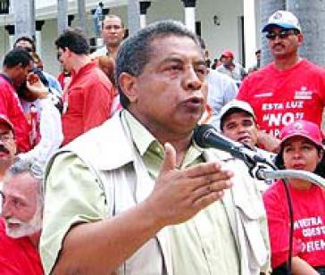 Venezuela: Bekannter Gewerkschafter bei PdVSA gefeuert