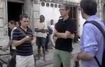 Deutsche für und gegen Kuba