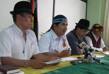 Ecuadors Ureinwohner drängen auf mehr Einfluss
