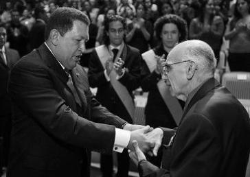 Chávez und Abreu ausgezeichnet