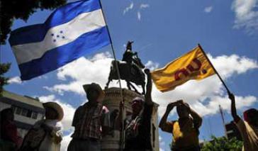 Rückkehr nach Honduras beginnt