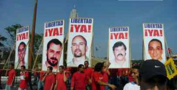 Solidarität mit Kuba in Berlin