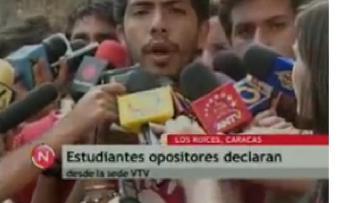 Mindestens zwei Tote bei Protesten in Venezuela