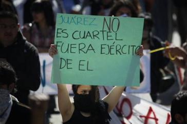 Mexiko: Jugendlicher von Militärs zu Tode geprügelt