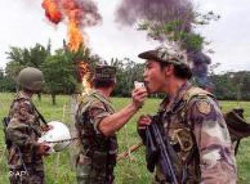 Sorge über neue US-Militärbasen in Kolumbien