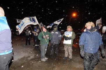 Streikbrecher aus Brasilien
