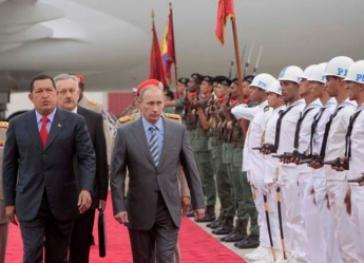 Venezuela und Russland vertiefen Kooperation