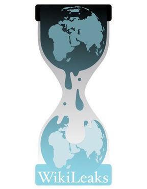 Logo der Enthüllungsplattform WikiLeaks
