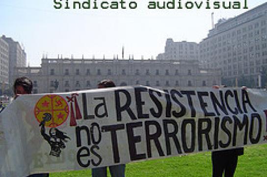 """""""Widerstand ist kein Terrorismus"""": Protest der Mapuche in Chile"""