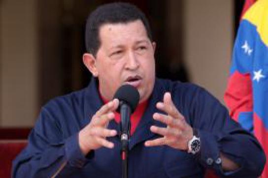Beziehungen zu Kolumbien abgebrochen: Hugo Chávez