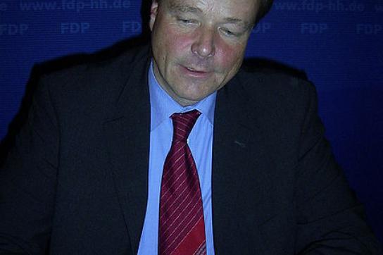 Entwicklungsminister Dirk Niebel (FDP)