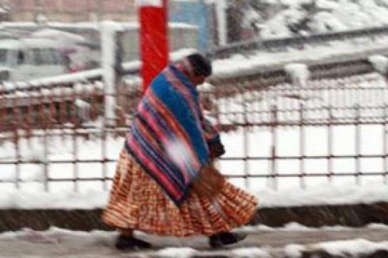 Südamerika leidet unter schwerer Kältewelle