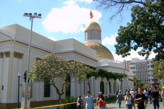 Nationalversammlung (Asamblea Nacional) Venezuelas