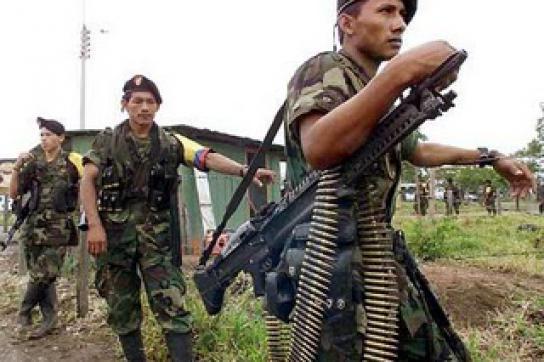 Sucht den Dialog: FARC-Guerilla