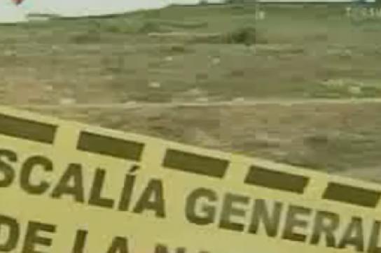Massengrab in Macarena: Hier wird bald deutsche Entwicklungshilfe geleistet