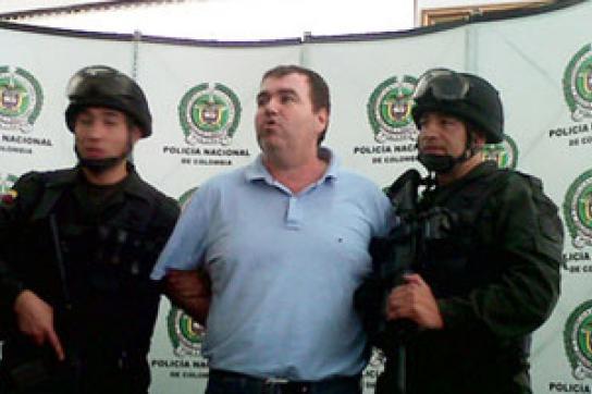 Festgenommen: Drogenboss Walid Makled