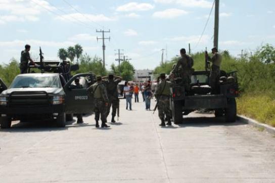 Hilfe oder Teil des Problems? - Militarisierung von Tamaulipas