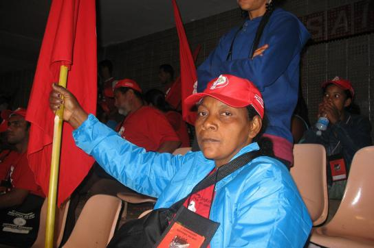 MST-Aktivistin in Brasilien: Landlosenbewegung kritisierte Anti-Terror-Gesetze