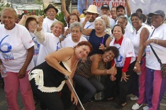Venezolanische Rentner