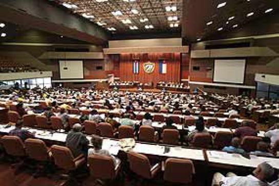 Kubas Nationalversammlung