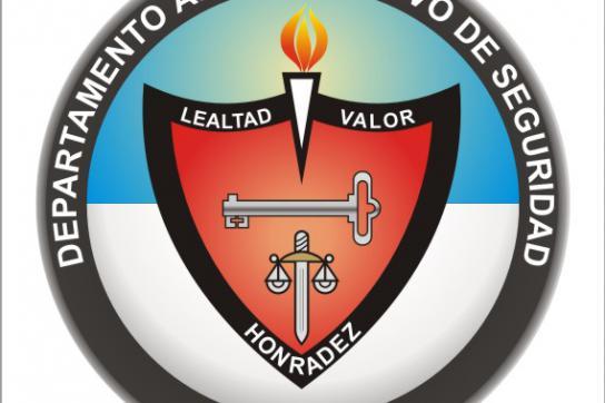 Wappen des Sicherheitsdiensts DAS
