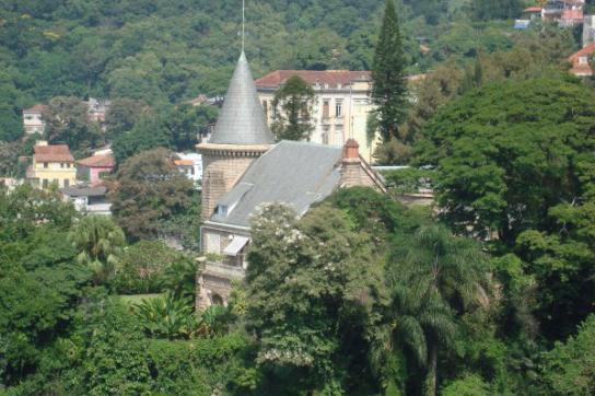 Residenz des deutschen Konsuls in Rio
