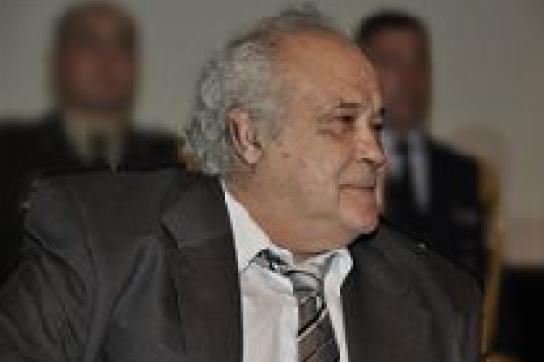 Uruguays Verteidigungsminister Eleuterio Fernández Huidobro