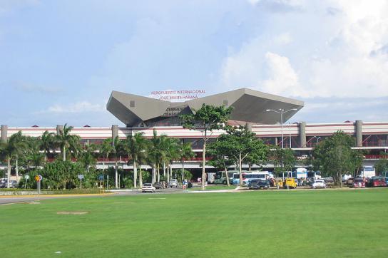 "Internationaler Flughafen ""José Martí"" bei Havanna"