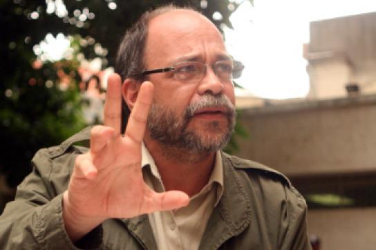 Venezuelas Kulturminister Pedro Calzadilla