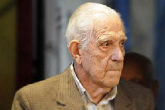 Erneut verurteilt: Reynaldo Bignone