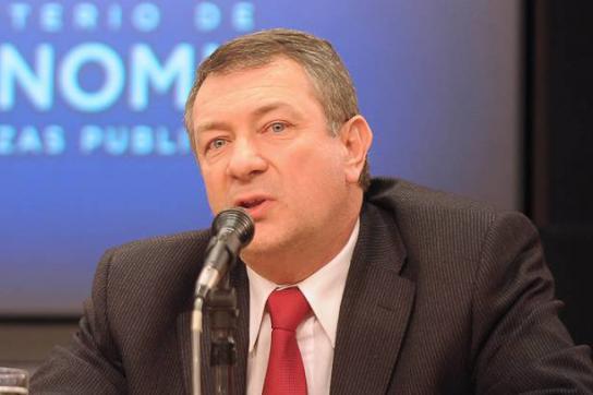 Landwirtschaftsminister Norberto Yauhar