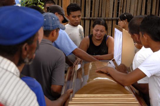 Trauer um Aktivisten in Bajo Aguán